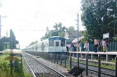 transporte viaje tren