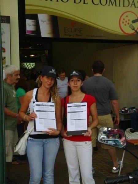 campaña boicot pescado mercado central mendoza voluntarias
