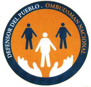 defensor del pueblo logo defensa consumidor protectora