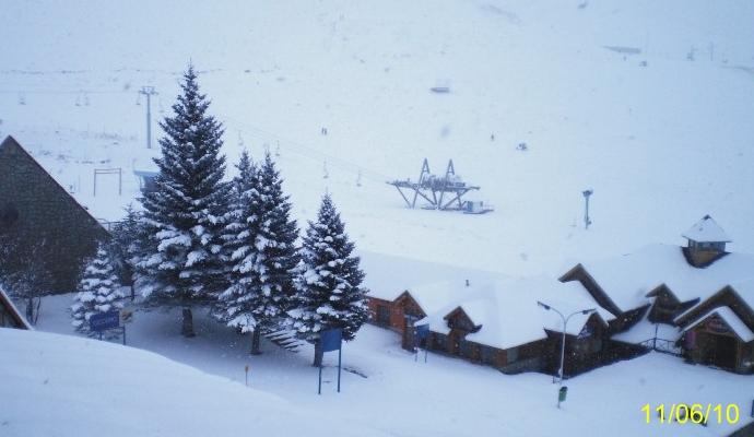 centro de ski las leñas 15 junio 2010