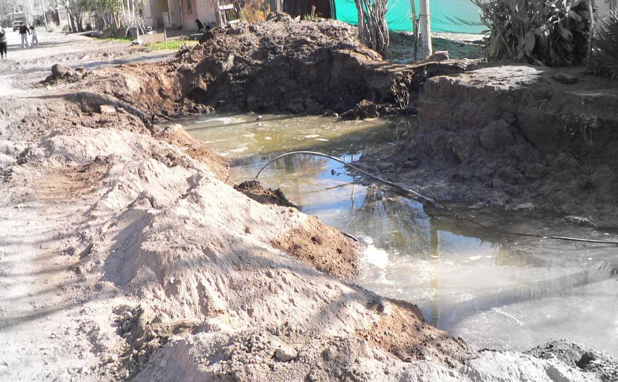 pozo agua barrio mathieu protectora defensa consumidor