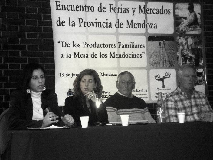 encuentro provincial de ferias y mercados de mendoza de los productores familiares a la mesa de los mendocinos