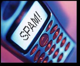 celular spam correo no deseado