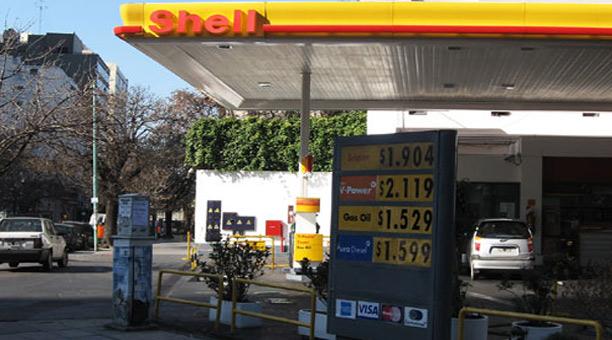 shell estacion servicio desabastecimiento ley