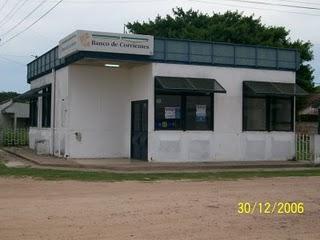 banco corrientes subsucursales pueblos