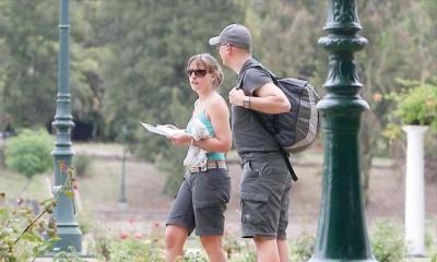 turistas extranjeros mendoza argentina