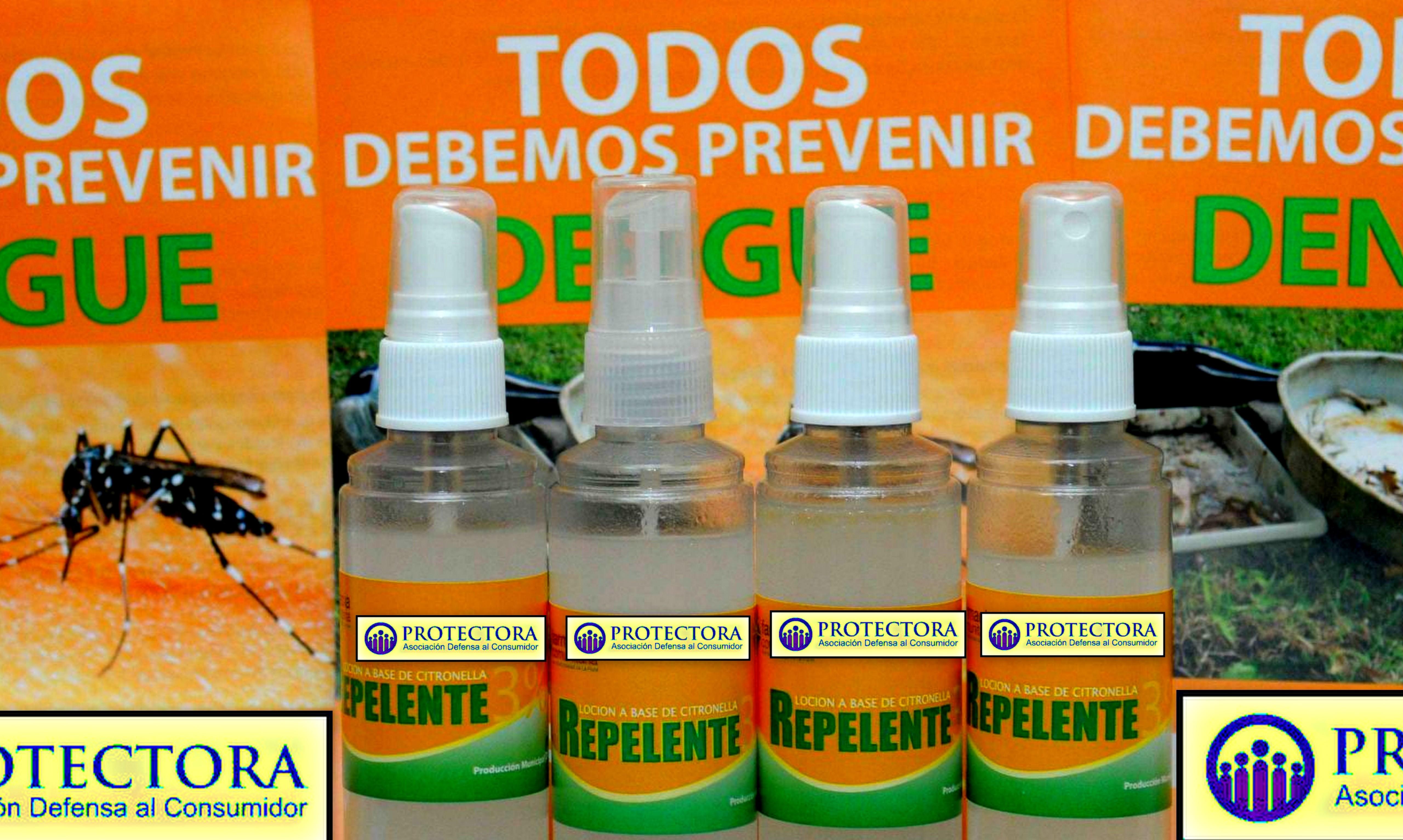 repelente dengue