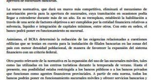 banco central sucursales